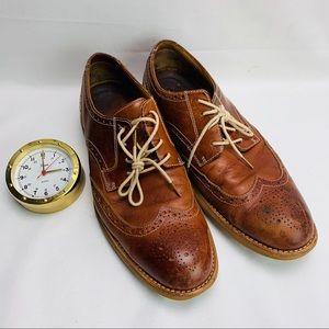 Sperry mens wingtip loafer size 12